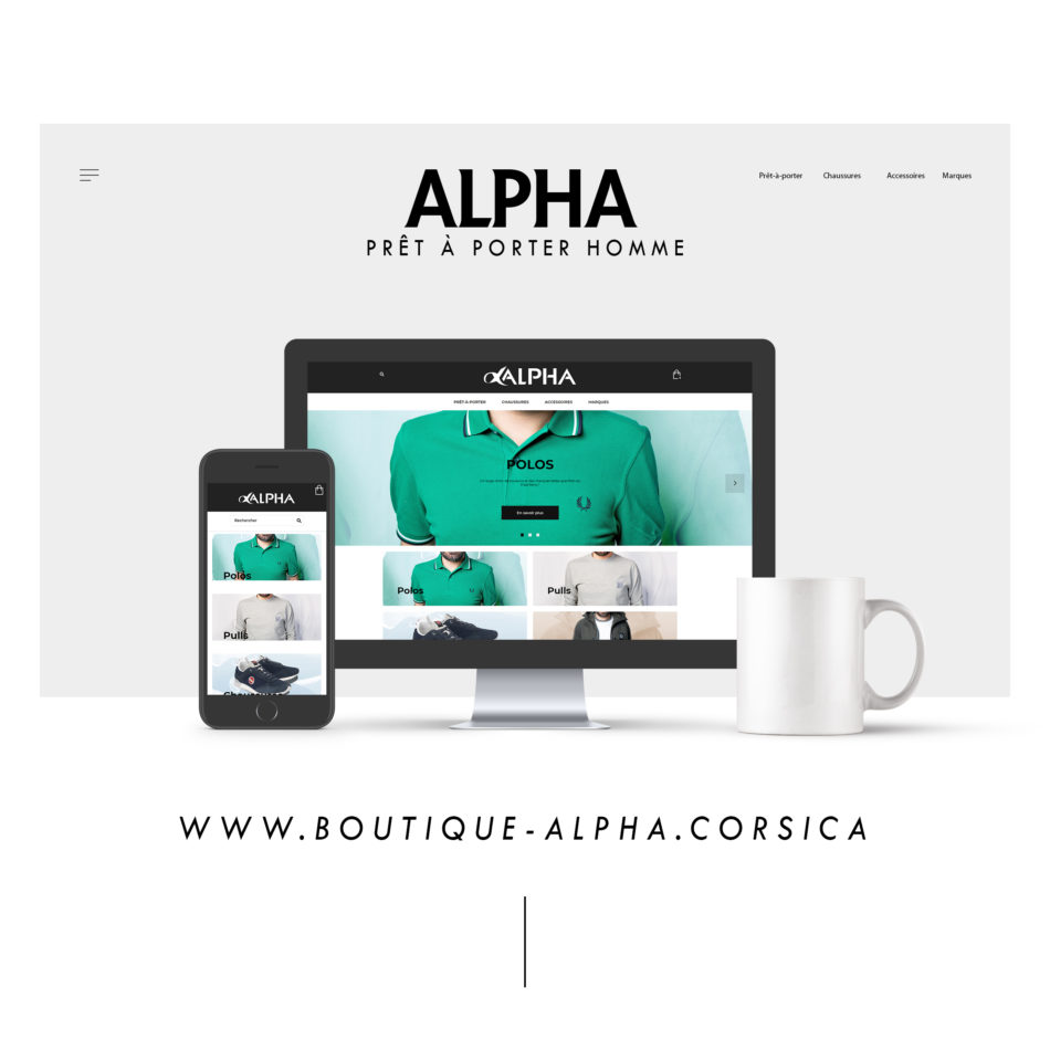 Alpha Boutique – Alistru